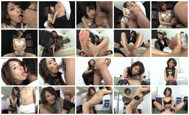 [DMBJ-061]悪戯なボンデージガールの甘い調教 夏目優希